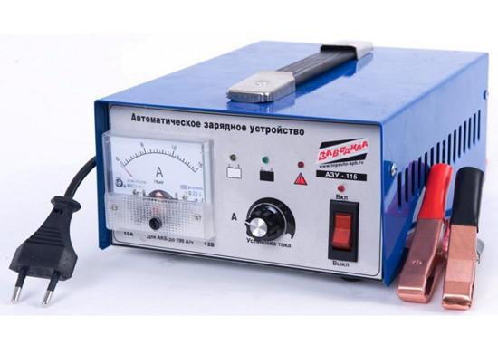 Зарядные устройства и клеммы акб