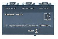 Коммутатор 2x1 VGA механический
