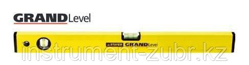 """Уровень STAYER """"PROFI"""", """"GRAND"""" особо усиленный, фрезерован поверхность, 2 противоудар ампулы, 100см"""
