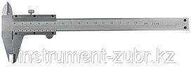 """Штангенциркуль STAYER """"PROFI"""", метрическая шкала, с глубиномером, нержавеющая сталь, 150мм"""