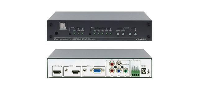 Масштабатор VGA, HDTV или HDMI в сигнал HDMI