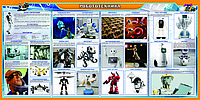 стенд Робототехника, фото 1