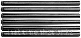 """Стержни STAYER """"MASTER"""" для клеевых (термоклеящих) пистолетов, цвет черный по ковролину и коже, 11х200мм, 40шт"""