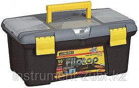 """Ящик для инструмента """"TOOLMAX-16"""" пластиковый, STAYER"""