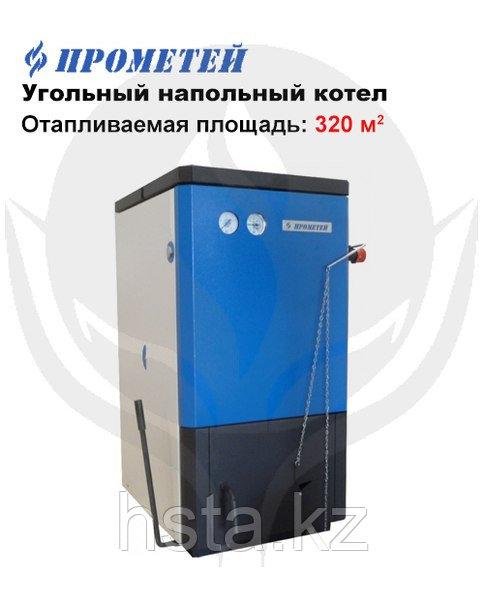 Котел угольный, одноконтурный, стальной,водогрейный,возможна установка ТЭН ПРОМЕТЕЙ-32