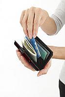 Кошелек алюминиевый, черный «МУЛЬТИКАРД» Bradex Aluma wallet