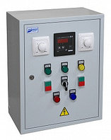 Щиты управления вентиляционные с электрическим калорифером типа ЩУВЭК