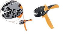Инструмент для обжатия кабеля и проводов