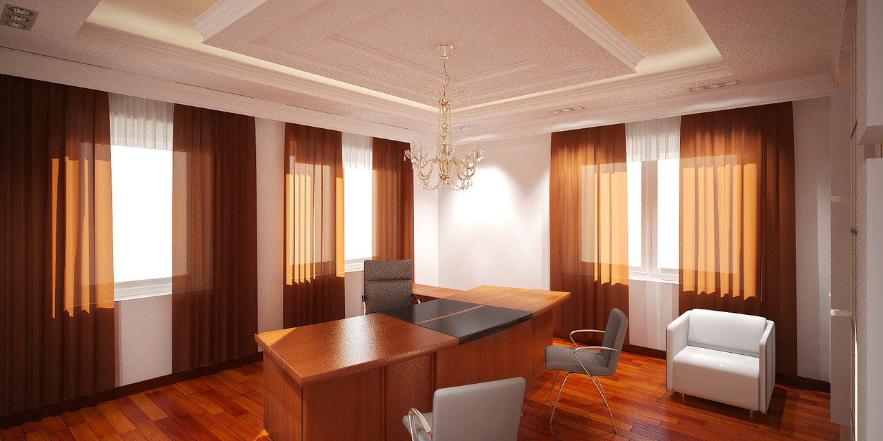 Проект-дизайн кабинета