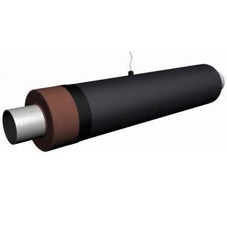 Элемент трубопровода с кабелем ППУ ПЭ