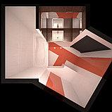 Дизайн Ванной комнаты и туалета, фото 3