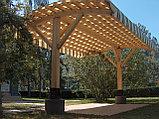 Дизайн-проект деревянных навесов для автомобилей, фото 5