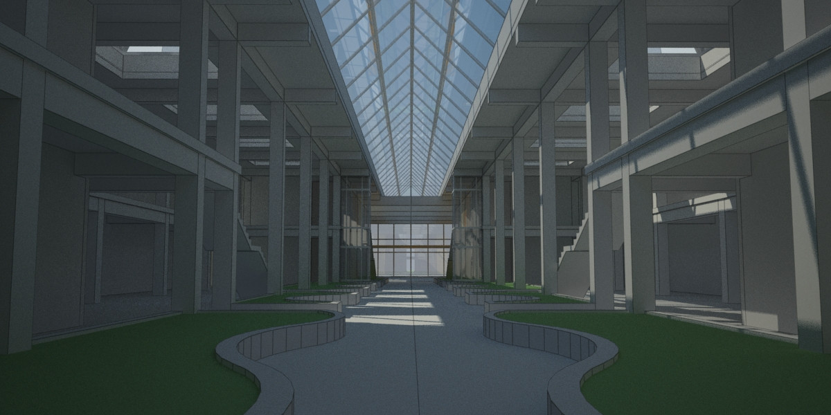 Дизайн-проект холла