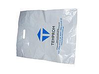 Полиэтиленовые и бумажные пакеты с логотипом, фото 1