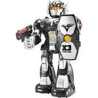 Робот-воин (черный)