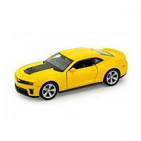 Модель машины 1:34-39 Chevrolet Camaro ZL1