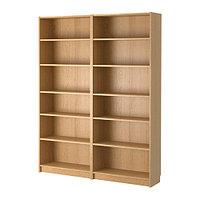 Стеллаж БИЛЛИ дуб ИКЕА, IKEA, фото 1