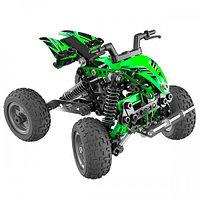 Металлический конструктор Meccano Квадроцикл (2 модели), фото 1
