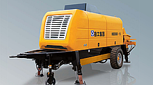 Стационарный бетононасос HBDS60Х18