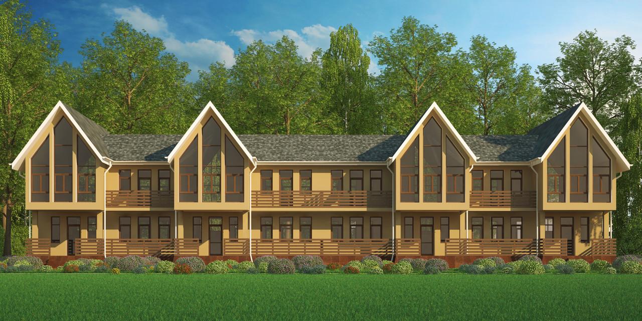 Дизайн-проект жилого дома