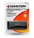 Разветвитель-удлинитель 3 гнезда прикуривателя с USB PHANTOM РН2151, фото 2