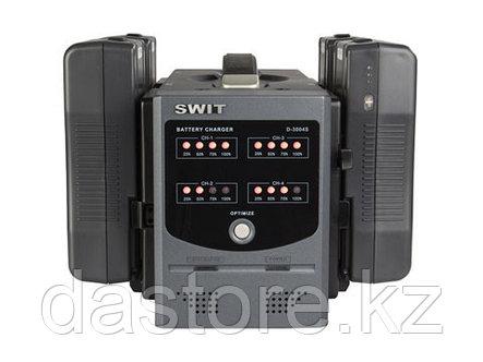 SWIT D-3004A зарядное устройство для Gold Mount (A-Pack) аккумуляторов, фото 2