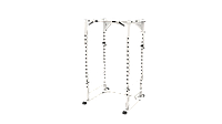 Силовая рама с турником (AR017.1)