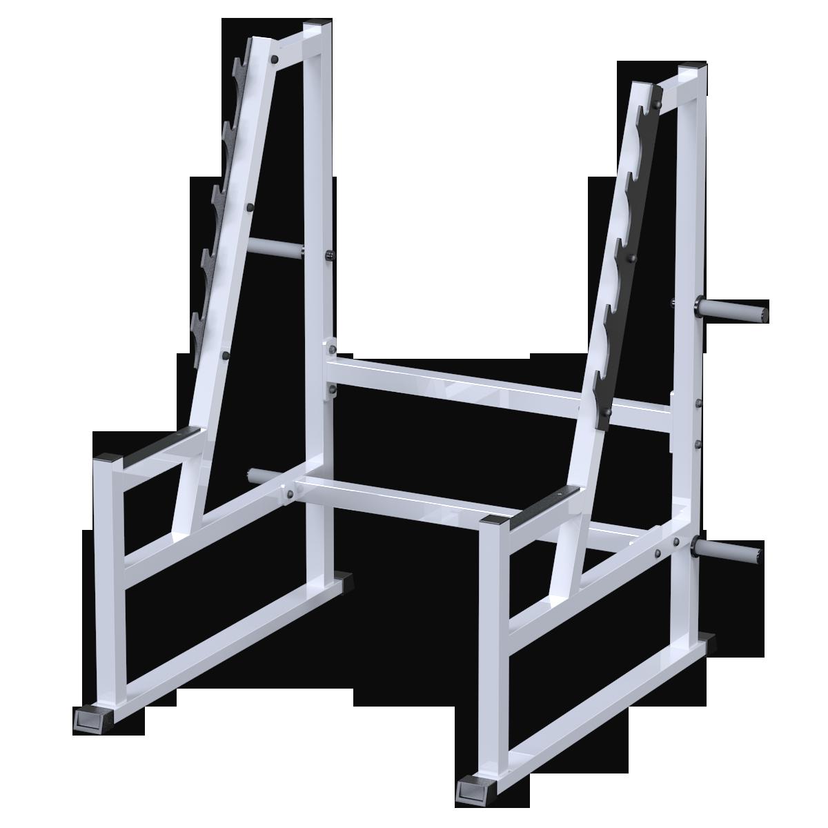 Силовой тренажер для приседания (KAR018.1)