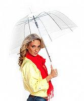 Зонт-трость «ПРОЗРАЧНЫЙ КУПОЛ» Transparent umbrella