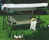 Садовые качели-диван