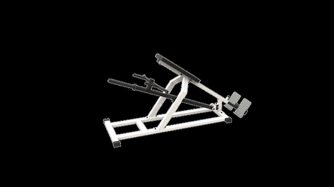 Т-тяга в наклоне (AR021)