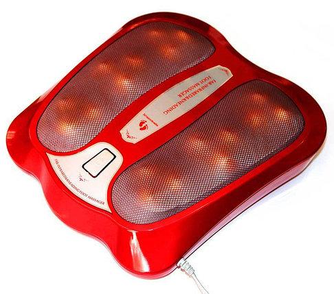 Массажер роликовый для стоп Bеnice с инфракрасными лучами, фото 2