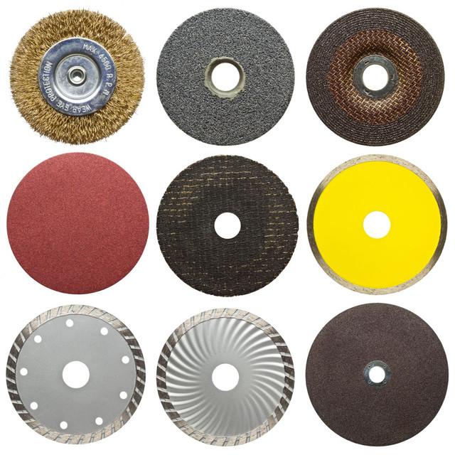 Пильные по дереву и Алмазные диски по бетону