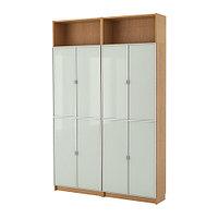 Шкаф  БИЛЛИ / МОРЛИДЕН,  дуб, ИКЕА, IKEA , фото 1