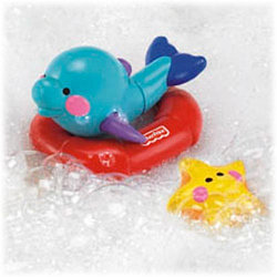 Fisher-Price Удивительные животные для купания