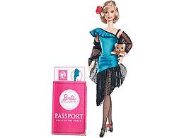 """Barbie Коллекционная кукла Барби """"Куклы Мира"""", Аргентина"""