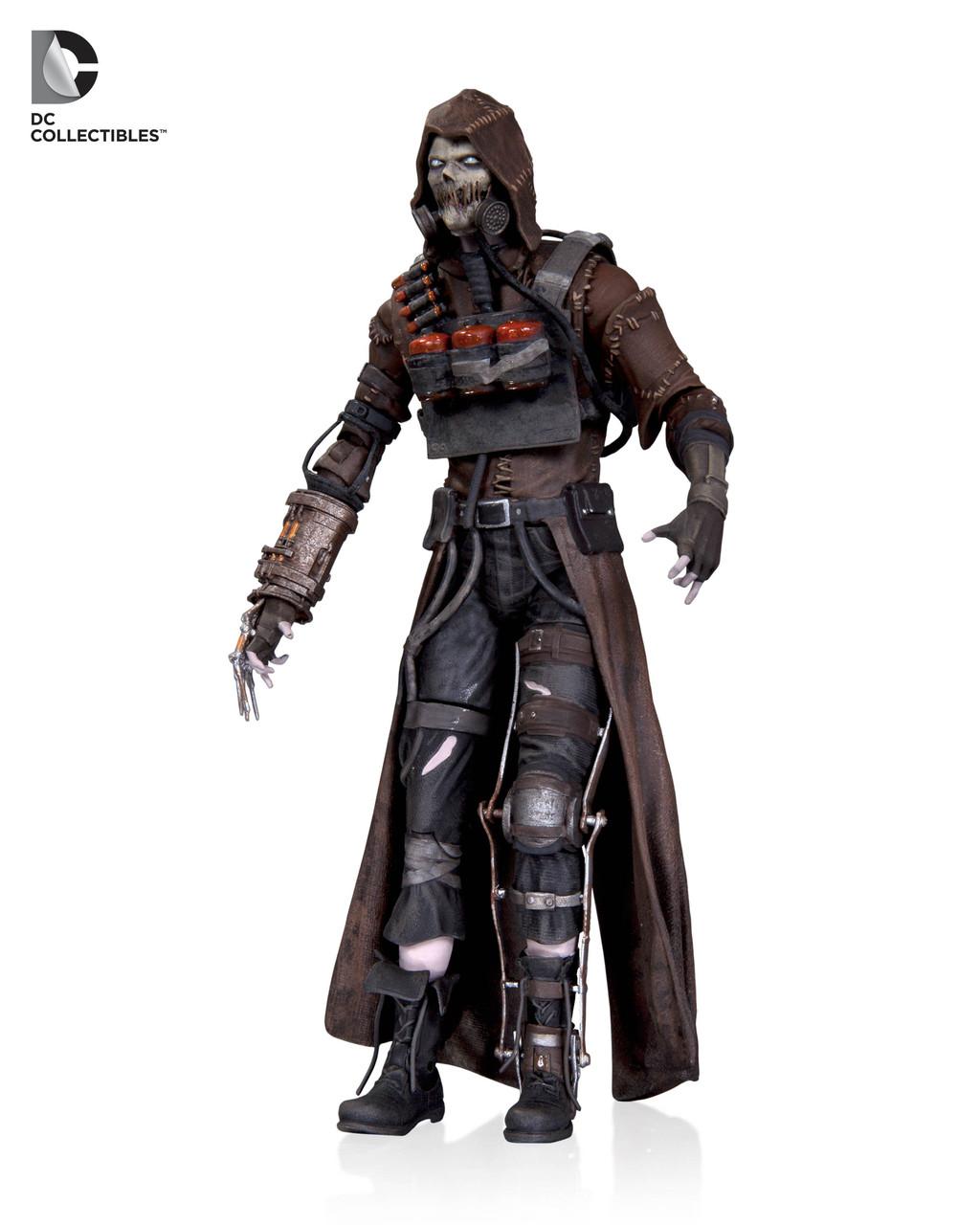 "DC Collectibles ""Batman Arkham Knight"" - Scarecrow,  Пугало"