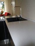 Купить кухонную столешницу из искусственного камня, фото 4