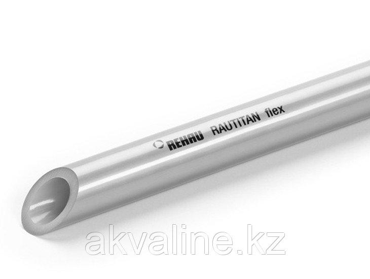 Универсальная труба RAUTITAN flex 16 х 2,2 отрезки 6м, REHAU Германия