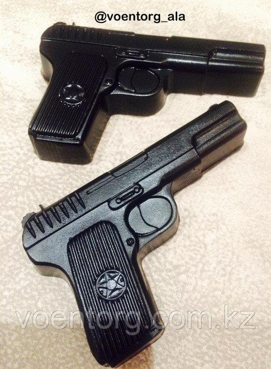 """Сувенирное мыло """"Пистолет"""""""