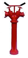 Пожарные гидранты и колонки