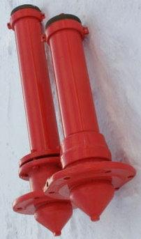 Гидрант пожарный подземный Н-1,75