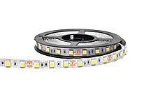 Светодиодная лента SMD 5050 IP33 12V 60д/м, Белый, Теплый, негерметичная