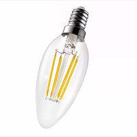 """Светодиодная лампа Е14, 220V, 4W (COB диоды), """"ПРЕМИУМ"""""""