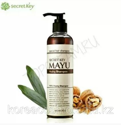 Лечебный лошадиный шампунь Secret Key Mayu Healing Shampoo, 250мл
