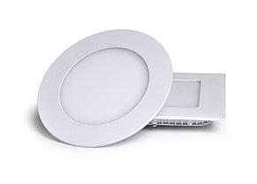 Светодиодная ультратонкая панель 6W (встраиваемая)