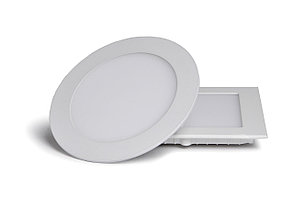 Светодиодная ультратонкая панель 9W (встраиваемая)