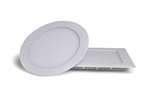 Светодиодная ультратонкая панель 12W (встраиваемая)