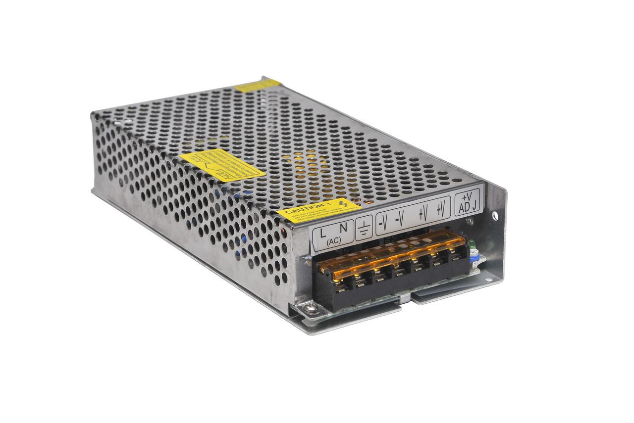 Блок питания для светодиодной ленты 120W(10A) DC12V, IP20