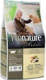 Pronature Holistic Senior 2,72кг облегченный сухой корм для пожилых кошек от 10 лет океаническая рыба и рис